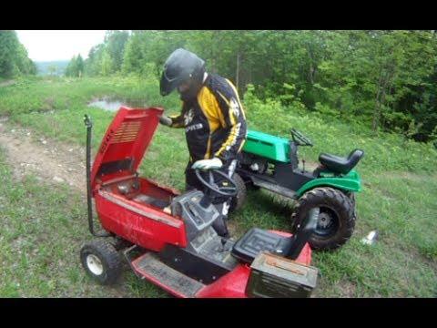 Tractor romp failures