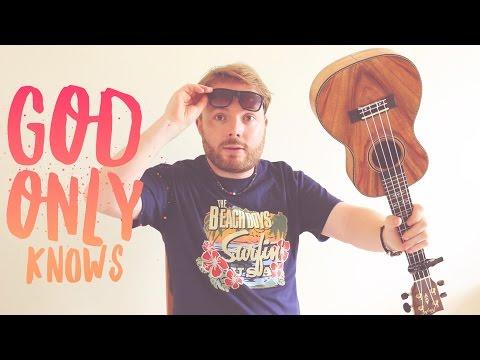 God Only Knows - The Beach Boys (UKULELE TUTORIAL)
