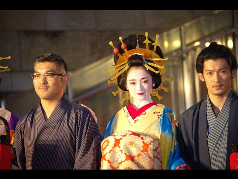 レッドカーペット「Fashion ダイジェスト」 美女優陣のDressとKimonoに注目|第二十六回 東京国際映画祭(TIFF 2014)