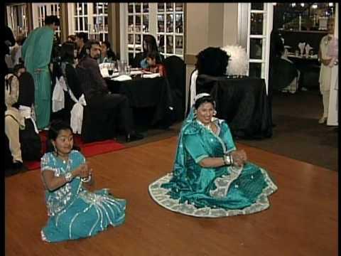 Jasmine Kazi & Karima Essa - Bollywood Dance Medley 2010