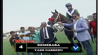 Madras Races 19 October 2018
