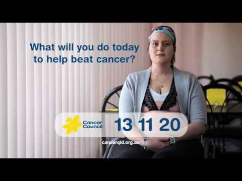 Cancer Council Queensland Awareness Message - Featured on TonicTV