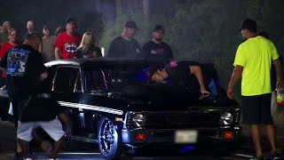 Why Did Ronnie Pace Barely Get Off The Line For This Hit? | Street Outlaws: New Orleans
