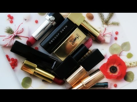 Highend Lipsticks Worth YOUR Money   Christmas Gift Ideas