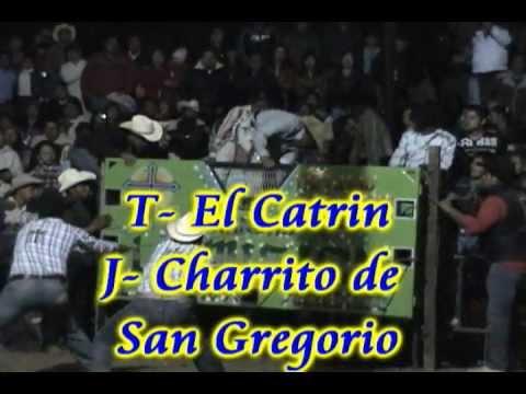 Rancho La Mision (Charrito de San Gregorio vs El Catrin) San Antonio Tecomitl Mex.