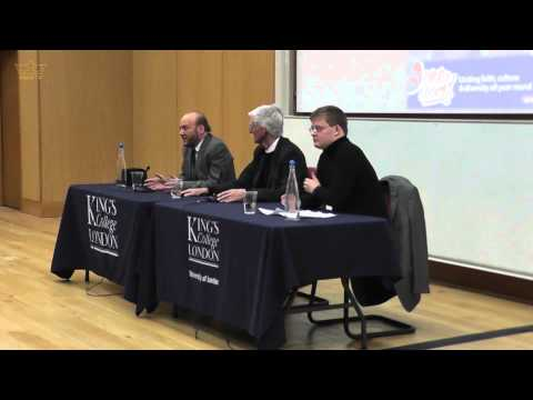 """Islamic Extremism, the Main Cause of The Arab-Israeli Conflict""? - A One World Week 2013 debate"
