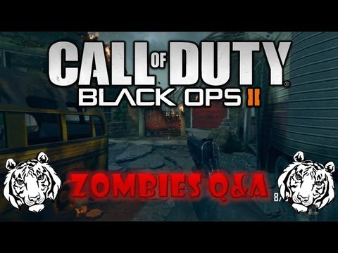 Black Ops 2 Zombies w/ WILDCAT!! Complete Nuketown Zombies Strategy Guide and Q&A