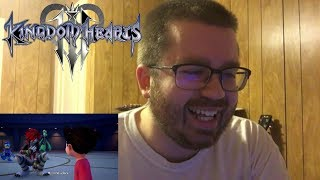 KINGDOM HEARTS III – D23 Expo Japan 2018 Monsters, Inc. Trailer Reaction!