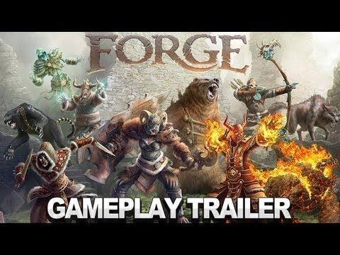 Forge Gameplay Trailer