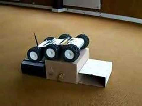 wifibot nano wifi robot powered by microsoft windows XP and