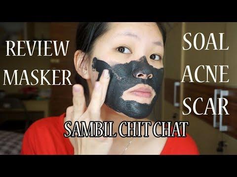 Punya kulit berminyak? Ada masker yang terkenal bisa membantu menyerap sebum lho ^_^ Nah sambil review masker, aku juga chit chat soal acne scar ^_^ Nonton yuk