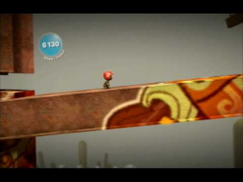LittleBigPlanet: The Canyons - Serpent Shrine