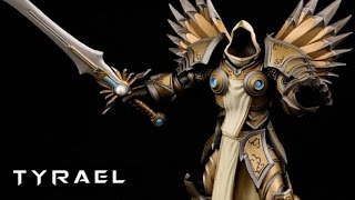 NECA TYRAEL Heroes of the Storm Figure Review
