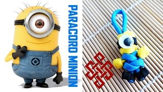 How To Make a Paracord Minion Tutorial