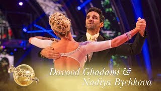 Davood and Nadiya American Smooth to 'This Will Be (An Everlasting Love)' - Strictly Come Dancing