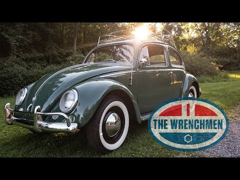 The Wrenchmen   Todd's 1957 Volkswagen Beetle - Episode 5
