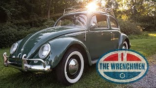 The Wrenchmen | Todds 1957 Volkswagen Beetle - Episode 5