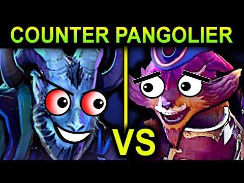 PANGOLIER COUNTER RIKI - DOTA 2 PATCH 7.07 NEW META PRO GAMEPLAY
