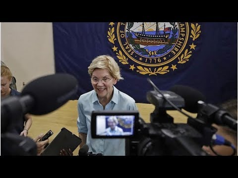 Warren Passes Sanders, Climbs to Claim Second Place in National Poll | Politics News H&A