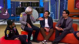 Motif Viral : Tak Gheti Jaga Anak di Open House, Hos Emosi  from Thinker Studios