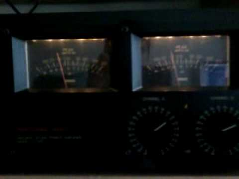 YAMAHA P2200 AMPLIFIER .MP4