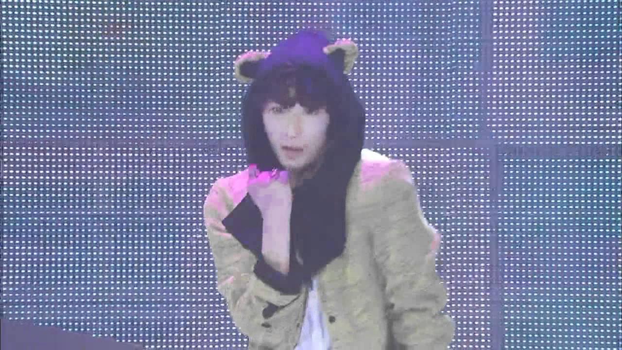110930 B1A4-Beau    Gongchan  B1a4 Gongchan Beautiful Target