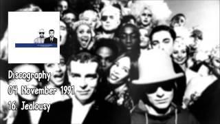 Watch Pet Shop Boys Jealousy video