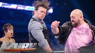 14 knockout blows: WWE Fury