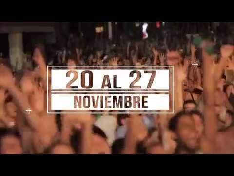 Suena Caracas del 20 al 27 de noviembre