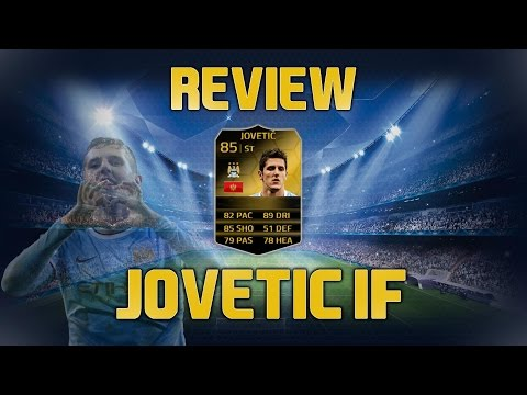 FUT14 | Player Review | Stevan Jovetic IF (BU : 85) ! [FR]