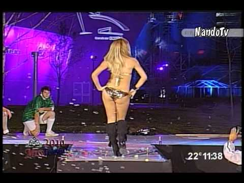 Yamile en Miss Televisa