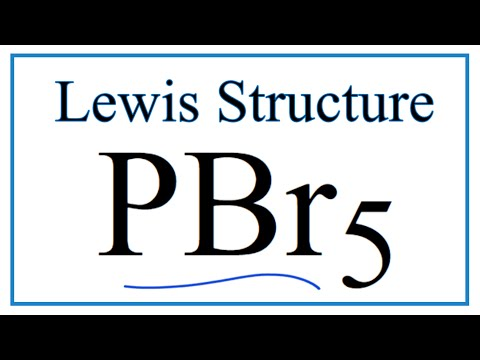 pbr lewis structure   draw  lewis structure