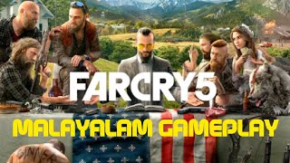 Far cry 5 malayalm outpost liberation