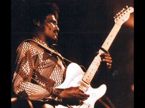Albert Collins - When the welfare turns its back on you