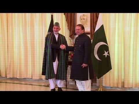 Karzai asks Pakistan to set up Taliban talks