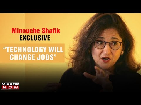 Former Deputy Governor Bank of England, Minouche Shafik says 'Technology will change jobs'|EXCLUSIVE