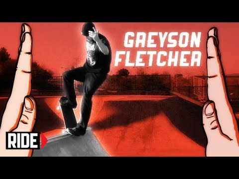 Greyson Fletcher - High-Fived