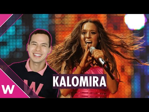 Will Kalomira sing for Greece at Eurovision 2020?