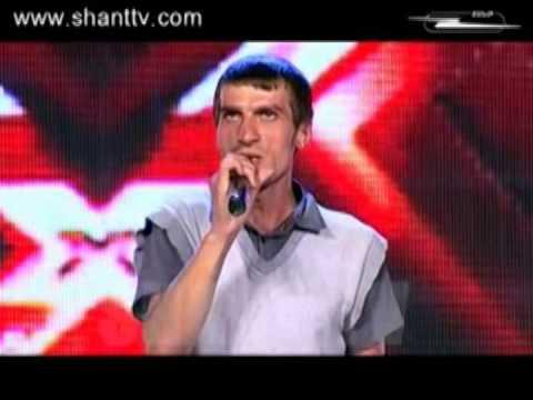 X Factor lsumner Artur Baghdasaryan 2014 new