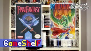 The two epic RPG series - GameShelf #3