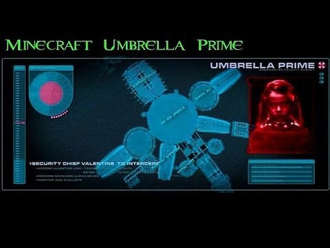 Minecraft Umbrella Prime