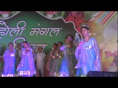 Mera Rang De Basanti Chola (Holi Mangal Milan Samaroh 2013)