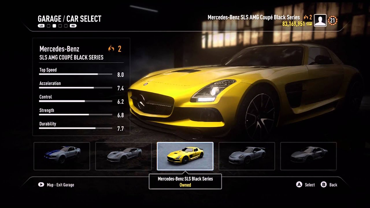 Need For Speed Rivals Car List Need For Speed Rivals All