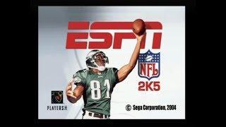 """[Ps2] Introduction du jeu """"ESPN NFL 2K5"""" de l'editeur Sega (2005)"""