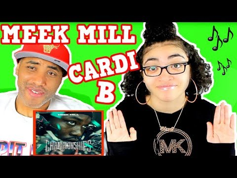 MY DAD REACTS TO Meek Mill - On Me feat. Cardi B [Official Audio] REACTION