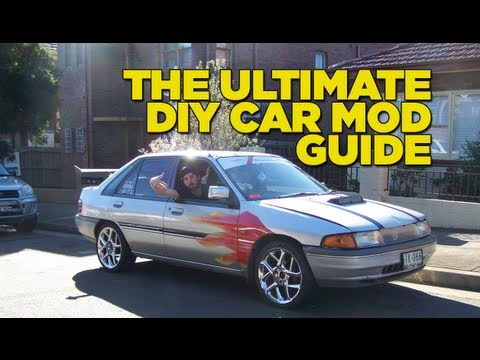 The Ultimate DIY Mod Guide - Season 1 Finale