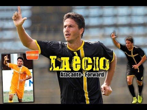 Laécio   Laécio Lopes de Aquino   Atacante   www.golmaisgol.com.br