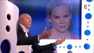 Gérard Collomb - On n'est pas couché 24 septembre 2016 #ONPC