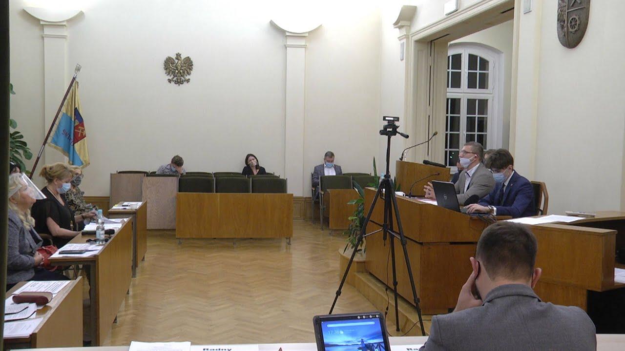 XXXII sesja Rady Miejskiej, część III
