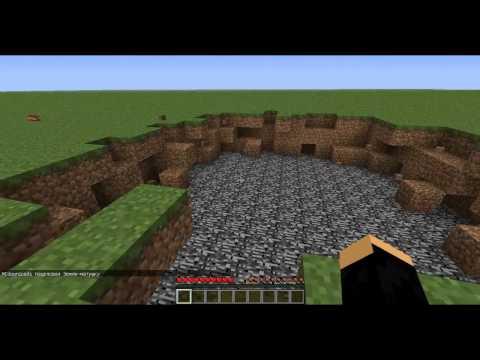Обзор модов 2 мины в minecraft е the explosive mine